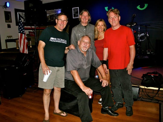 Get ready to rock during the 911 band reunion on Friday night at The American Legion Hall.