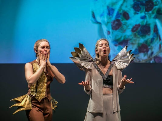 magda and chelsea.CocoonTheatre