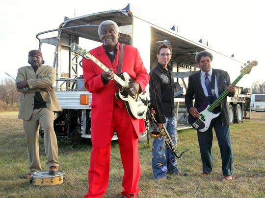 The Norman Jackson Band's third-place showing in 2016 was the band's highest achievement at the International Blues Challenge in Memphis. Jackson was 64 at the time and told the News-Leader he considered the blues a gift from God.