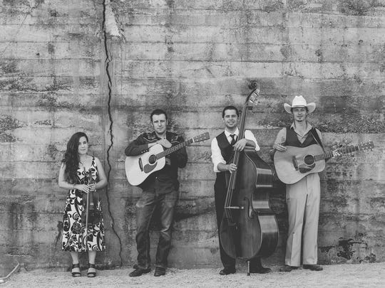 The Mighty Dreadful Stringband will play two nights of bluegrass in Salem. Catch them Jan. 13 at Vagabond Brewing and Jan. 14 at Boon's Treasury.