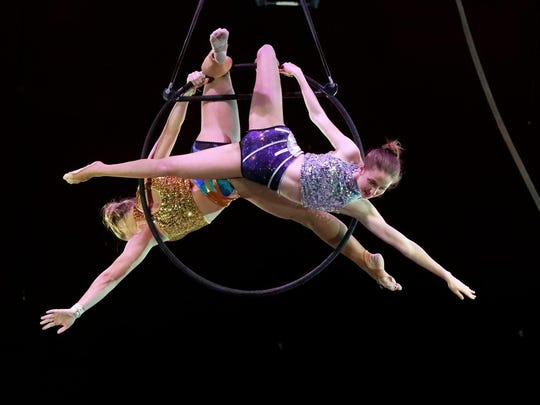 The student-run FSU Flying High Circus swings back into action this weekend.