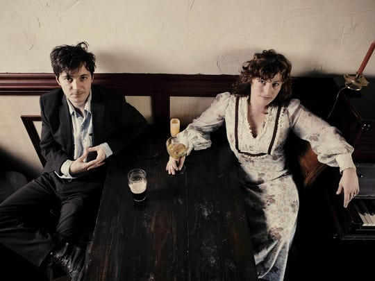 Shovels and Rope played to a sell-out show Oct. 10 at the Hangar Theatre.