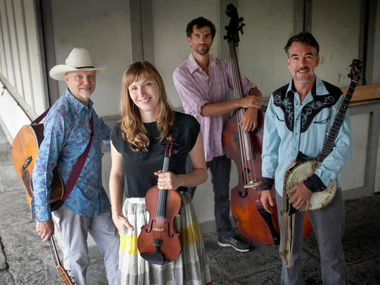 Red Dog Run will perform Saturday at the Carriage House