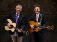 Robert Earl Keen and Lyle Lovett share music, stories at Visalia Fox