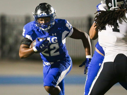 Penn State hopes to get the signed commitment of Noah Cain on Wednesday. One of the nation's top all-purpose running backs is from Louisiana and has played high school football in Texas and Florida.