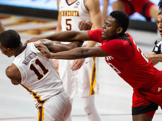 NCAA Basketball: Rutgers at Minnesota