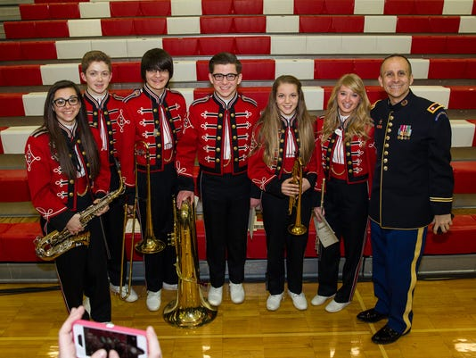 Bucyrus band with US Army Field Band.jpg