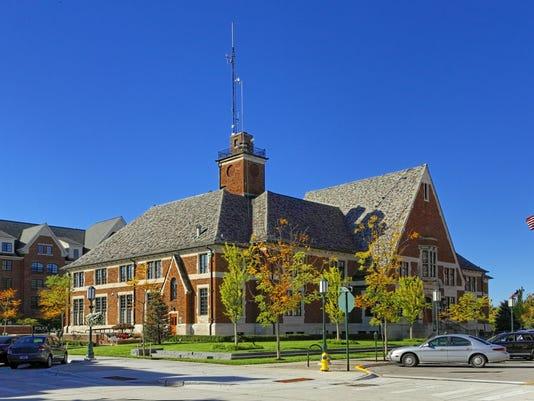 BHM city hall
