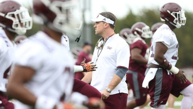 New Mississippi State defensive coordinator Peter Sirmon has spent his life getting to this point.