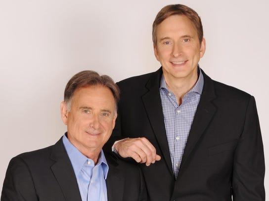 Bob Deville and Bob Bennion