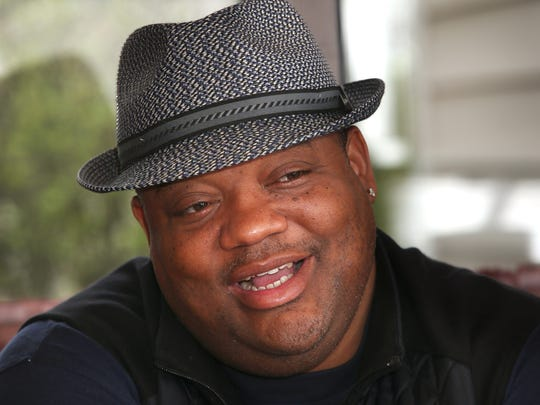 Journalist Jason Whitlock, an Indianapolis native (Warren