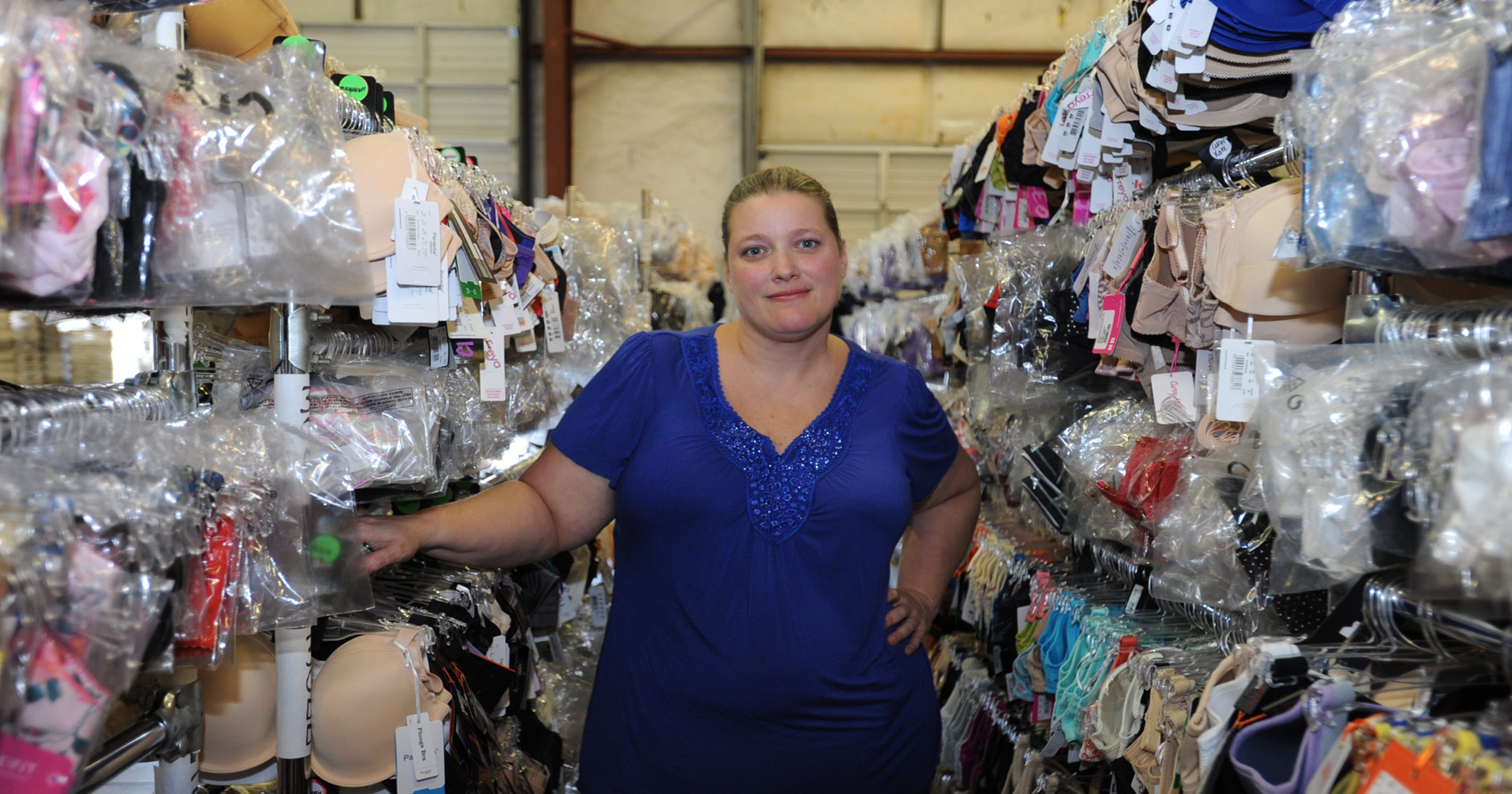 7fcac93ab1075 Upstate woman finds her fit in bra business