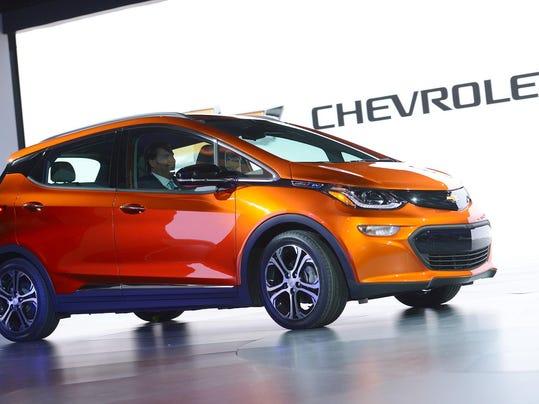 NAIAS Chevrolet