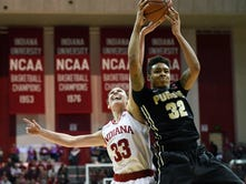 Third straight loss to Indiana ends season for Purdue women's basketball
