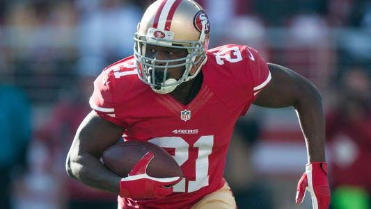 Running back Frank Gore is expected to sign a contract with the Philadelphia Eagles when the new league year begins.