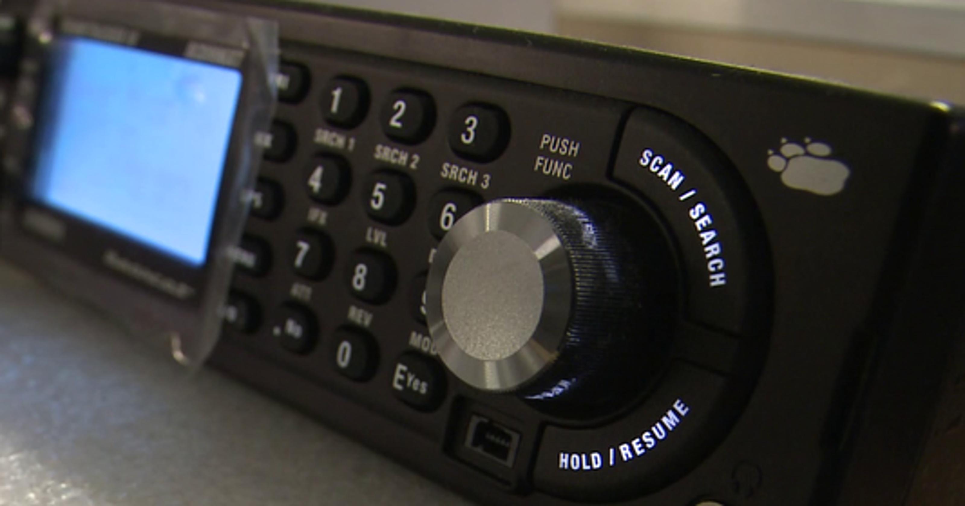 Nashville police to encrypt radio communications, block scanners
