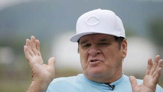 Pete Rose's chances at reinstatement may have taken a major blow.