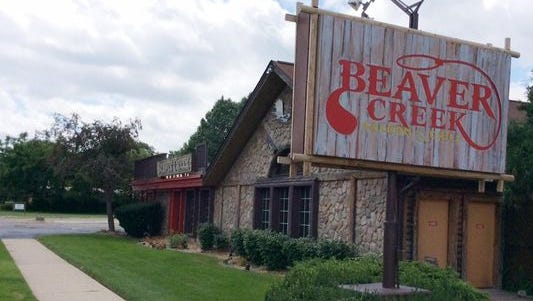 The moose antlers and stone facade will be replaced when Beaver Creek reopens in late September with a new name and new format.