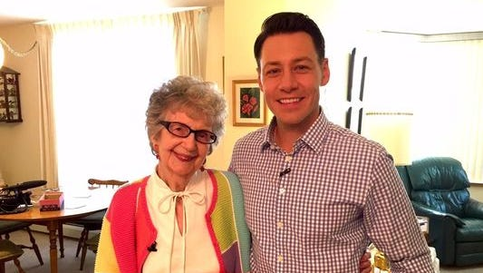 A heartfelt letter leads to a reunion between KARE 11 Sunrise anchor Cory Hepola and his kindergarten teacher Lorly Schik after nearly 30 years.