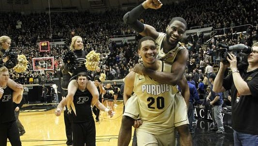Purdue basketball players will have to manage expectations this season.