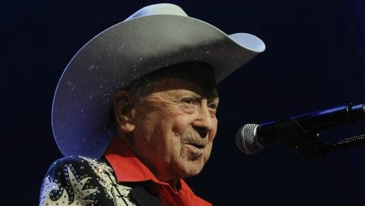 "Little Jimmy Dickens, 94, beloved ""Grand Ole Opry"" star."