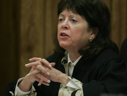 Judge Marilyn C. Clark