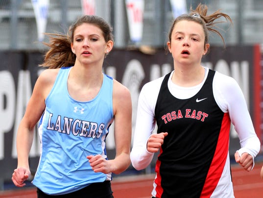 Wauwatosa East Brookfield Central Girls Track