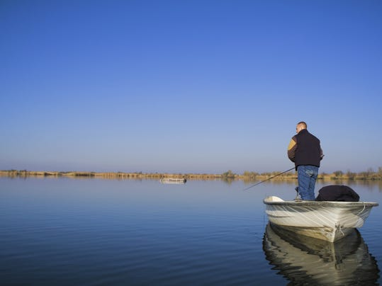 Outdoors notebook louisville area lakes to be stocked for Fishing in louisville ky