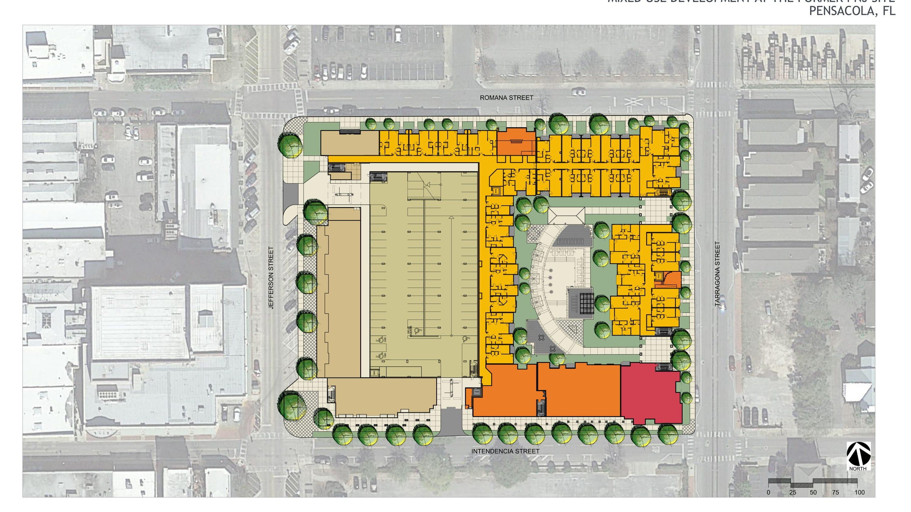 27190315 on Pensacola Apartment Floor Plans