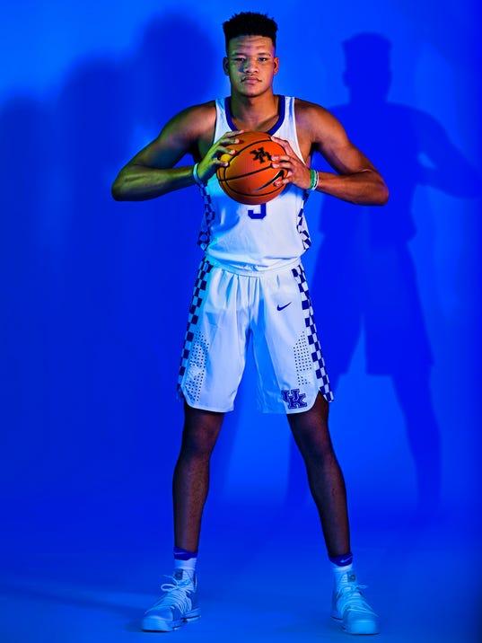 Kentucky Basketball   Vince Marrow compares Kevin Knox to LeBron James