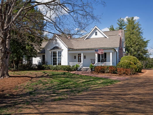 Country star Trisha Yearwood is selling her Brentwood house at 9324 Concord Road. The cottage sits on 4 acres, is 6,553 square feet, has 5 bedrooms and 6 full baths, and boasts a swimming pool. It is listed for $2.2 million.