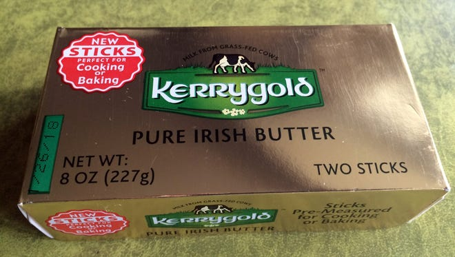 Kerrygold Pure Irish Butter has a manufacturer's suggested retail price of $3.69, but that's for a half pound of butter.