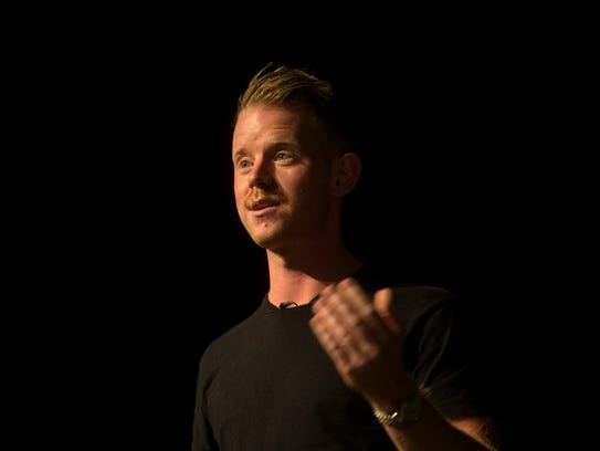 George McGraw, founder and executive director for DigDeep,