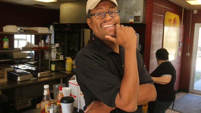 Steve Williams, owner of Crosstown Barbecue, says his faith has played a big role in his life.