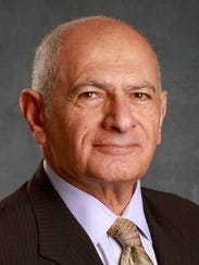 Richard Dayoub, former CEO of the Greater El Paso Chamber