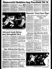 Battle Creek Sports History: Week of Sept. 29, 1976