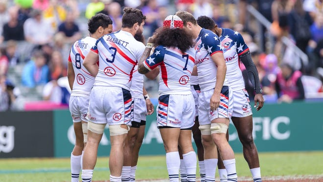 Eugene Eloff was said to be a candidate to take over as rugby coach of the U.S. national team before abruptly leaving the country last year.