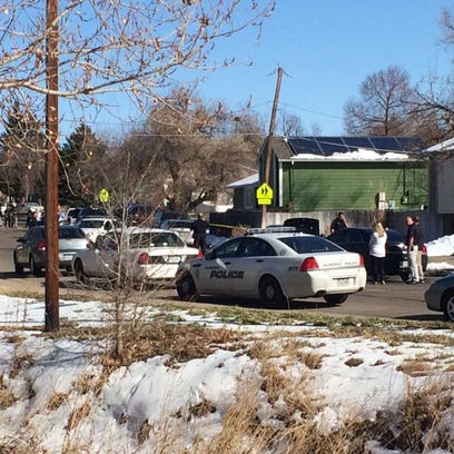 Aurora Police are investigating an officer-involved