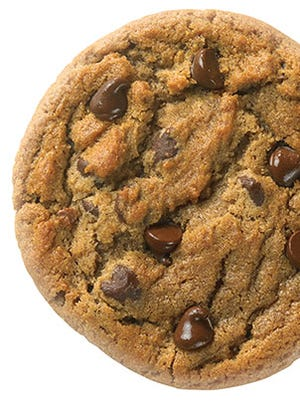The Original Chocolate Chip cookie at Great American Cookies is a Tax Day freebie.