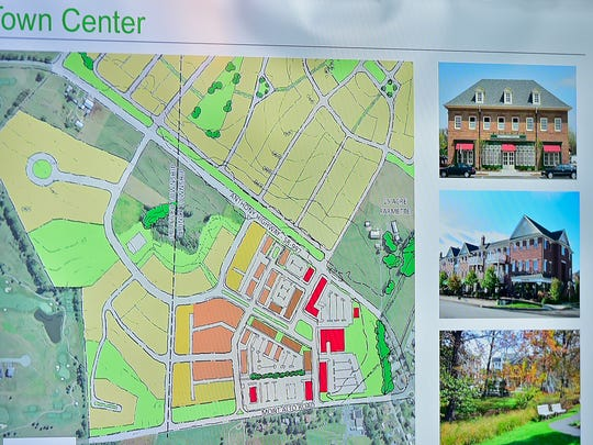 "Town Center is also on the plans along with Leg Up Farm. Leg Up Farm's mission is to ""enrich the lives of individuals with special needs and their families through support and customized programs."" The organization is planning to build on property at White Rock, Inc., developers of  Penn National."