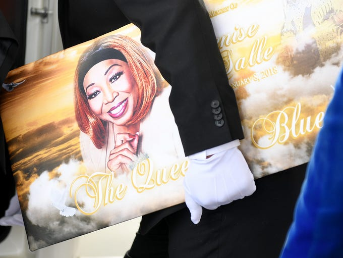 The celebration of the life and legacy of Denise LaSalle
