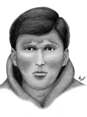 Authorities say this is a sketch of one of two men who broke into a Litchfield Park home on Dec. 12, 2016.