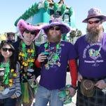 2016 Krewe of Wrecks Pensacola Beach Mardi Gras Parade - lineup