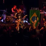 """Max & Igor Cavalera, ex and founding members of Sepultura, performed Sepultura's """"Roots"""" album with their new band at Vinyl Music Hall Monday night in celebration of the album's 20th anniversary."""