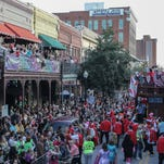 Surviving Mardi Gras weekend: Tips from the pros