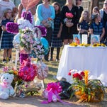 Photos: Loved ones say goodbye to 9-year-old Dericka Lindsay