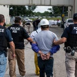 ICE raid: Parents of young children released after 146 immigrants arrested at Ohio plants