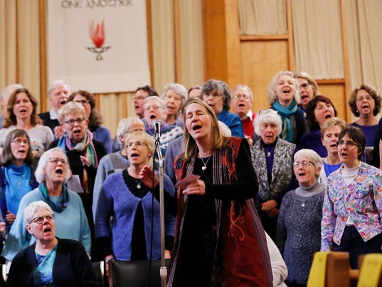 """LAF Unitarian """"Stand for Love, Sing for Justice"""" : Affirmation of Freedom"""