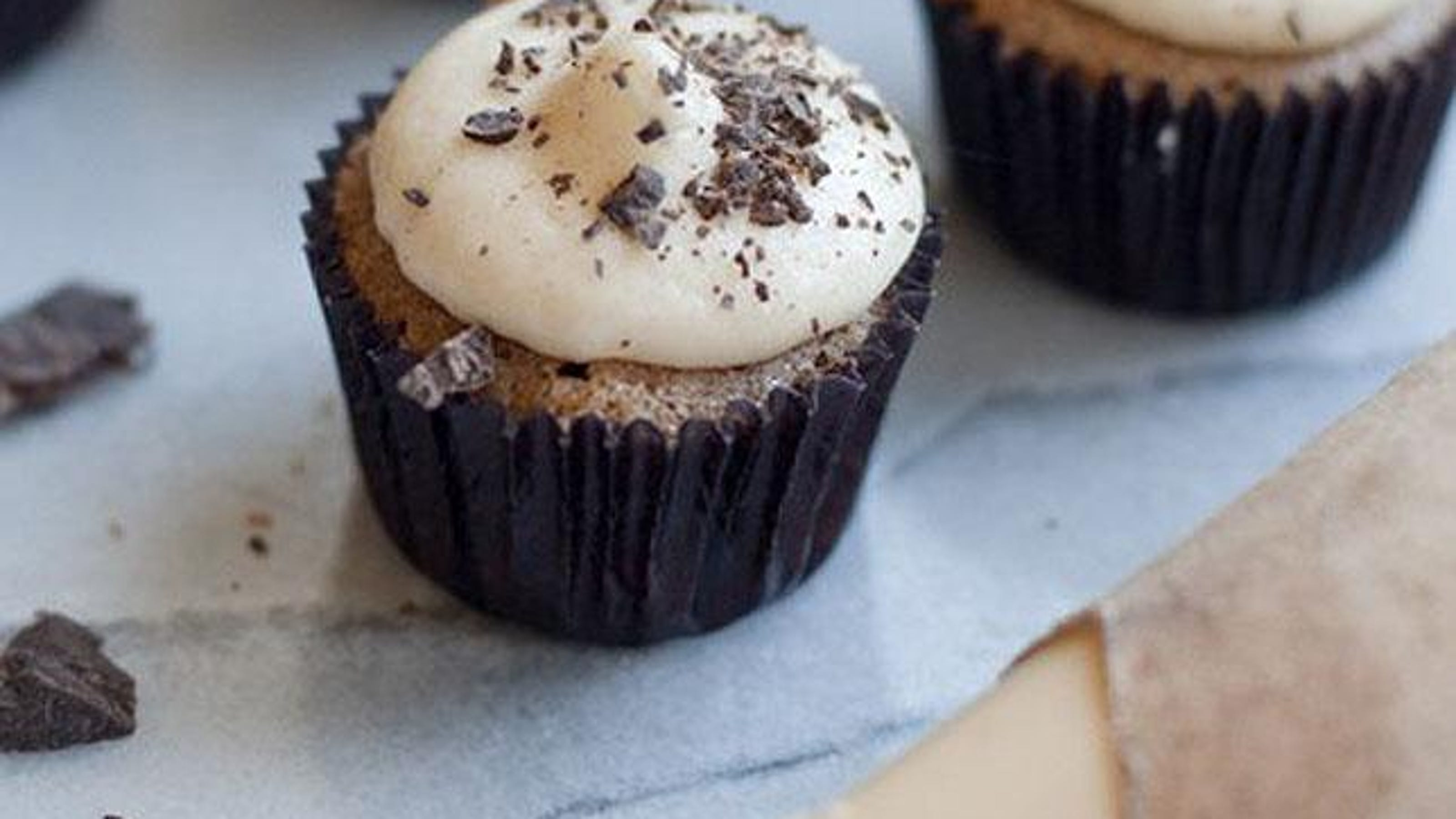 Gluten-free pumpkin cupcakes not scary at all