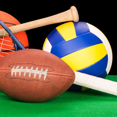 Monday's high school sports results